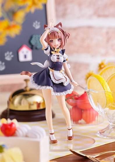 Azuki Patisserie La Soleil Uniform (Nekopara) POP UP PARADE PVC-Statue 16cm Good Smile Company