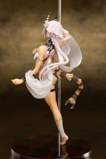 Belphegor Pole Dance (Seven Deadly Sins Dark Lord Apocalypse) PVC-Statue 1/7 25cm Orchid Seed