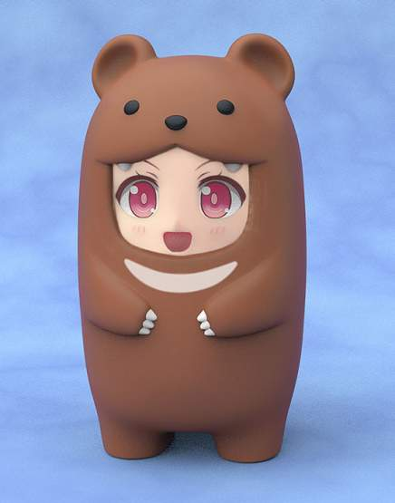 Brown Bear - Nendoroid More Zubehör-Set - GoodSmileCompany