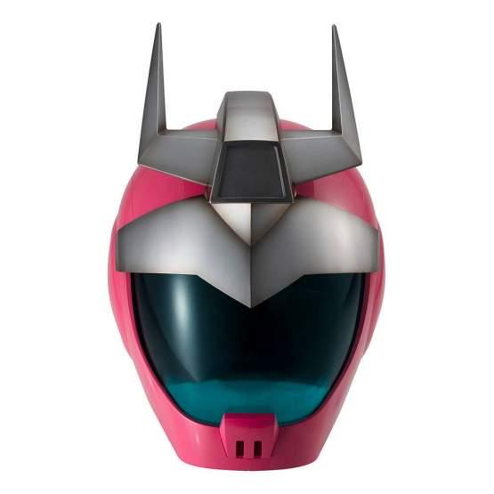 Char Aznable Normal Suit Helmet (Mobile Suit Gundam) Scale Works Replik 1/1 33cm Megahouse