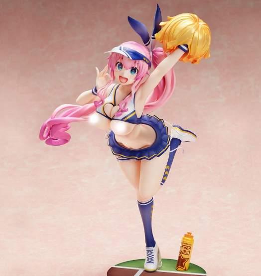 Cheer Gal by Ito Life (Original Character) PVC-Statue 1/6.5 27cm Native