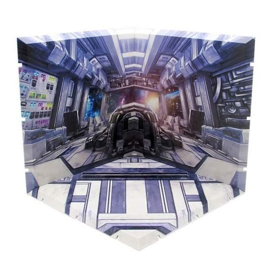 Cockpit Dioramansion 150 Zubehör-Set für Nendoroid und Figma Actionfiguren von PLM