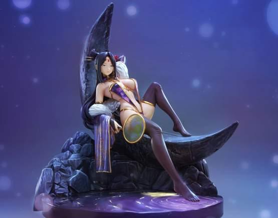 Diaochan Chousen by Kei Mizuryu (Original Character) PVC-Statue 1/7 28cm Dream Bistro