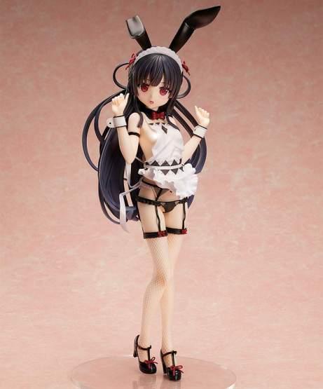 Hachiroku Bunny Version (Maitetsu) PVC-Statue 1/4 42cm BINDing