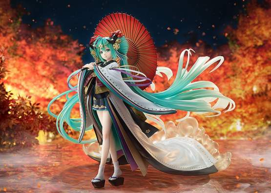 Hatsune Miku Land of the Eternal (Character Vocal Series 01) PVC-Statue 1/7 25cm Good Smile Company