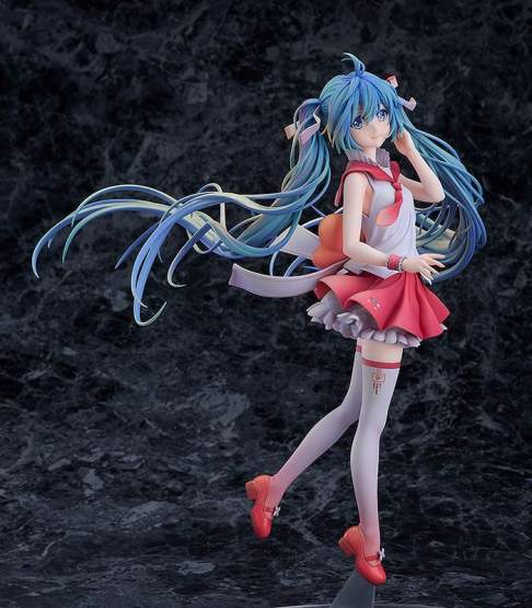 Hatsune Miku The First Dream Version (Character Vocal Series 01) PVC-Statue 1/8 23cm Max Factory