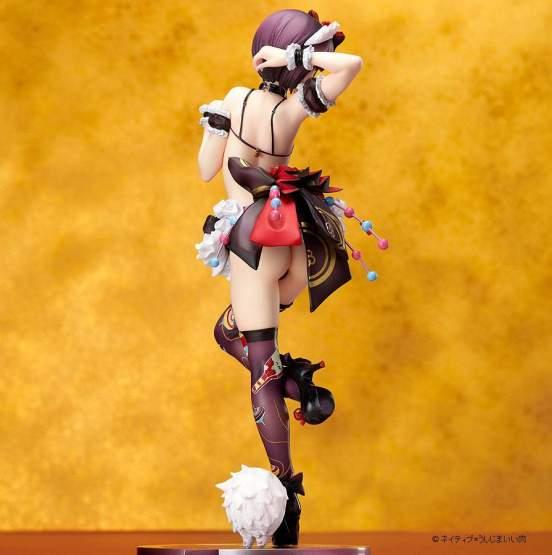 Iiniku Ushijima (Original Character) PVC-Statue 1/7 24cm Native