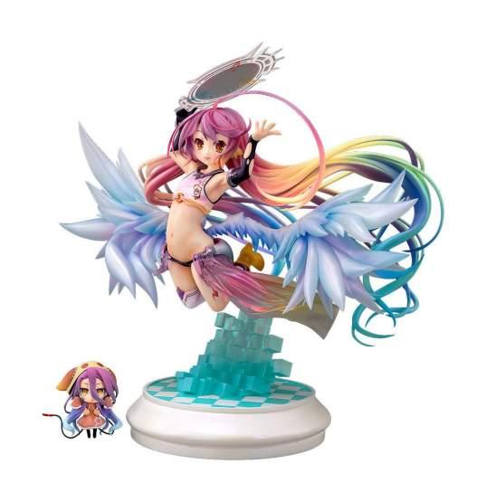 Jibril Little Flügel Version (No Game No Life Zero) PVC-Statue 1/7 25cm Phat Company