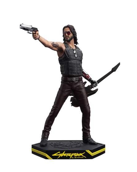 Johnny Silverhand (Cyberpunk 2077) PVC-Statue 24cm Dark Horse