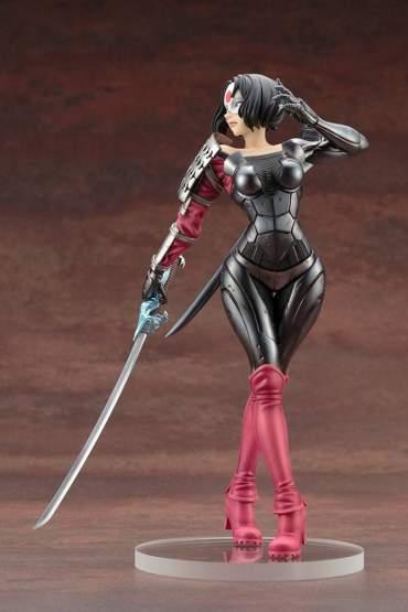Katana Bishoujo (DC Comics) PVC-Statue 1/7 23cm Kotobukiya