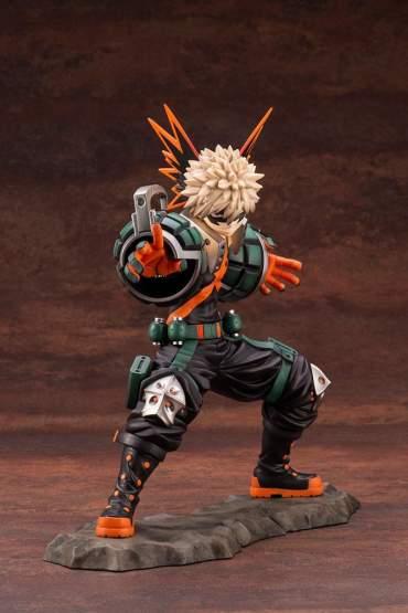 Katsuki Bakugo (My Hero Academia) ARTFXJ PVC-Statue 1/8 23cm Kotobukiya