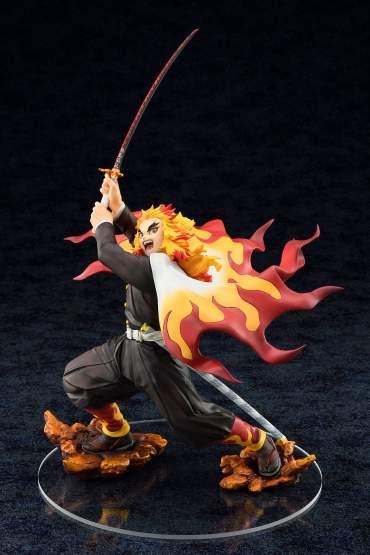 Kyojuro Rengoku (Demon Slayer: Kimetsu no Yaiba) PVC-Statue 1/8 33cm Bellfine