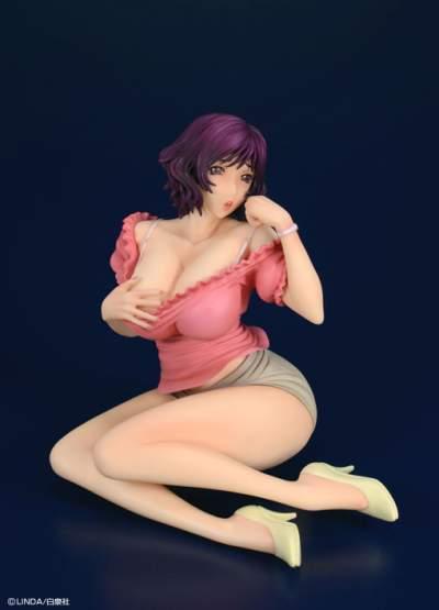 Mayumi Sakamoto (Sekirara Kanojo) PVC-Statue 1/6 13cm BEAT