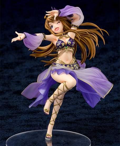 Megumi Tokoro Sexy Dance Version (The Idolmaster Million Live) PVC-Statue 1/8 23cm Phat