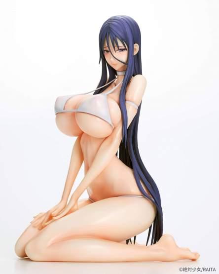 Misanee White Bikini Version (Magical Girl Mahou Shoujo) PVC-Statue 1/7 17cm BEAT