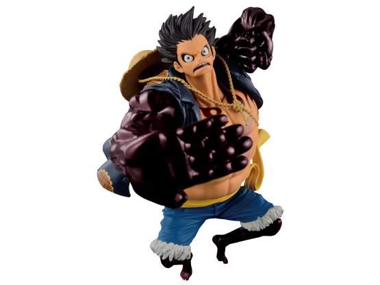 Monkey D. Luffy Special Gear 4th (One Piece) Big Zoukeio SCulptures PVC-Statue 16cm Banpresto