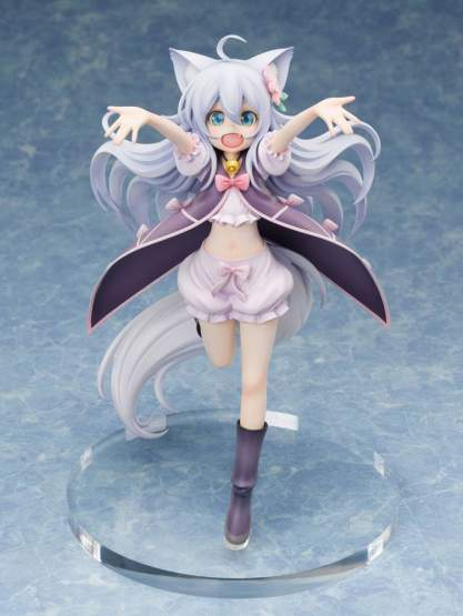 Noela (Drugstore in Another World) PVC-Statue 1/7 21cm FuRyu