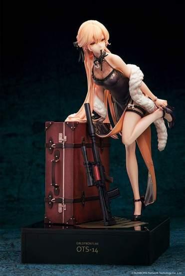 OTS-14 Purple Rain Heart Version (Girls Frontline) PVC-Statue 1/8 25cm Reverse Studio