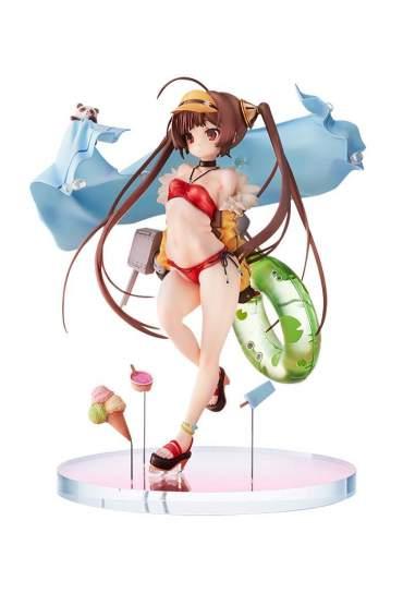 Ping Hai Merry Summer (Azur Lane) PVC-Statue 19cm Mimeyoi