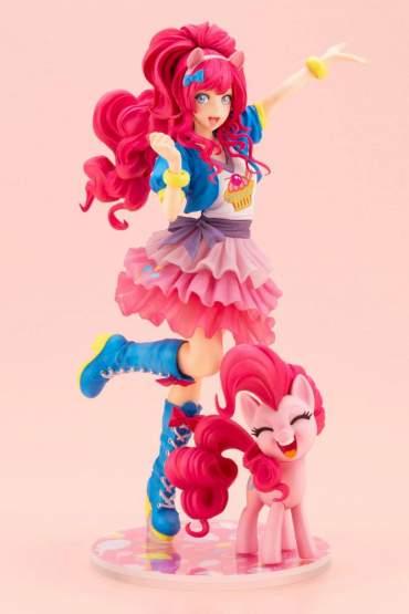 Pinkie Pie Bishoujo (Mein kleines Pony / My Little Pony) PVC-Statue 1/7 23cm Kotobukiya -NEUAUFLAGE-