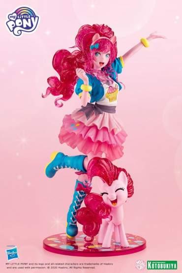 Pinkie Pie Limited Edition Bishoujo (Mein kleines Pony) PVC-Statue 1/7 22cm Kotobukiya