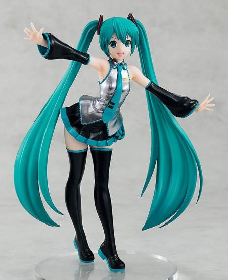 Pop Up Parade Hatsune Miku (Character Vocal Series 01) PVC-Statue 17cm Good Smile Company