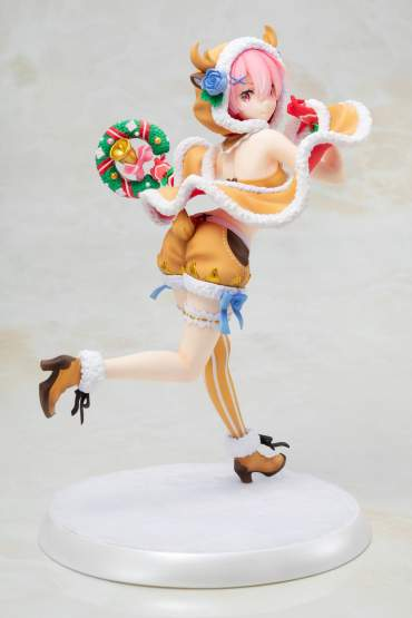 Ram Christmas Maid Version (Re:ZERO Starting Life in Another World) PVC-Statue 1/7 23cm Kadokawa