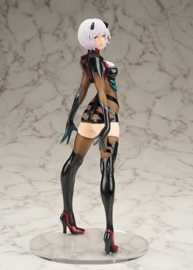 Rei Ayanami Tentative Name (Rebuild of Evangelion) PVC-Statue 24cm Flare -NEUAUFLAGE-