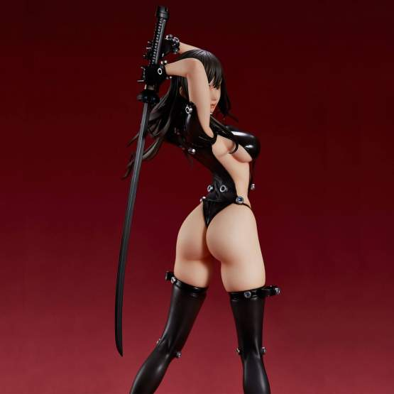 Reika X Sword Version (Gantz: O) Hdge Technical PVC-Statue 25cm Union Creative -NEUAUFLAGE-