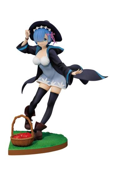 Rem (Re:ZERO Starting Life in Another World) Ichibansho PVC-Statue 17cm Bandai