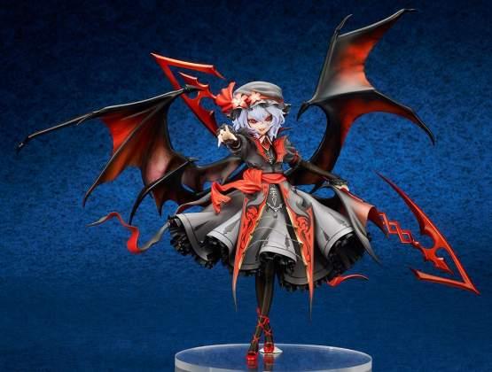Remilia Scarlet Extra Color Version (Touhou Project) PVC-Statue 1/8 18cm Ques Q