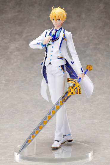 Saber/Arthur Pendragon Prototype White Rose Version (Fate/Grand Order) PVC-Statue 1/7 28cm Aniplex