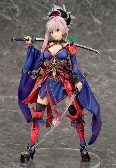Saber/Miyamoto Musashi (Fate/Grand Order) PVC-Statue 1/7 26cm Phat