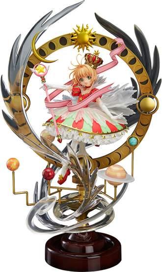 Sakura Kinomoto Stars Bless You Version (Cardcaptor Sakura) PVC-Statue 1/7 45cm Good Smile Company -NEULIEFERUNG-