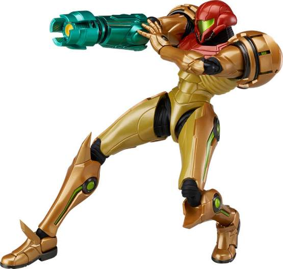 Samus Aran Prime 3 Version (Metroid Prime 3 Corruption) Figma 349 Actionfigur 16cm Good Smile Company -NEUAUFLAGE-