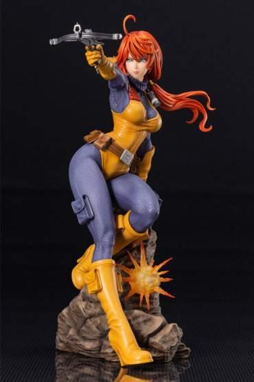 Scarlett Bishoujo (G.I. Joe) PVC-Statue 1/7 22cm Kotobukiya