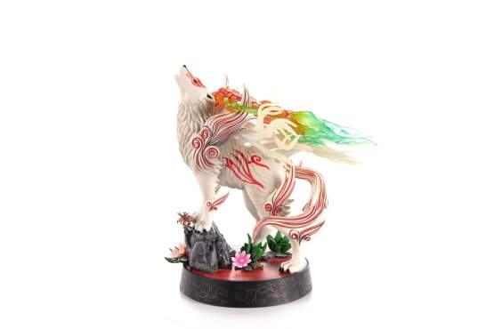 Shiranui Celestial Howl (Okami) PVC-Statue 23cm First4Figures