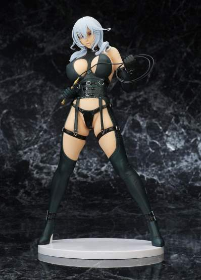 Silver Whip (Rei Homare Art Works) PVC-Statue 1/5 32cm Lechery