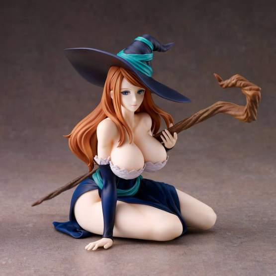 Sorceress Deep Blue Version (Dragon´s Crown) PVC-Statue 15cm Union Creative