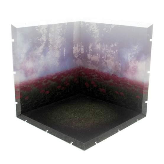 Spider Lily Field Dioramansion 150 Zubehör-Set für Nendoroid und Figma Actionfiguren von PLM