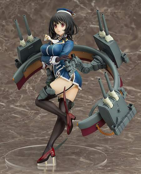 Takao Heavy Armament Version (Kantai Collection) PVC-Statue 1/8 22cm Max Factory