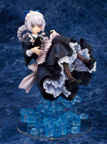 Teletha Testarossa Maid Version (Full Metal Panic! Invisible Victory) PVC-Statue 1/7 22cm Alter