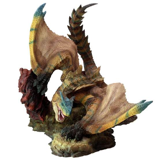 Tigrex Resell Version (Monster Hunter) CFB Creators Model PVC-Statue 20cm Capcom