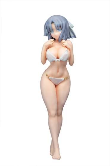 Yumi Bikini Perfect Version (Senran Kagura) PMMA (PVC-L)-Statue 1/6 24cm Insight