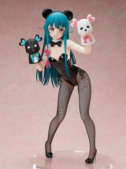 Yuna Bear Suit Version (Kuma Kuma Kuma Bear) PVC-Statue 1/4 37cm FREEing