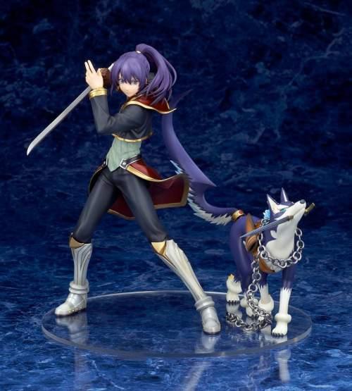 Yuri Lowell & Repede True Knight Version (Tales Of Vesperia) PVC-Statue 1/8 20cm Alter