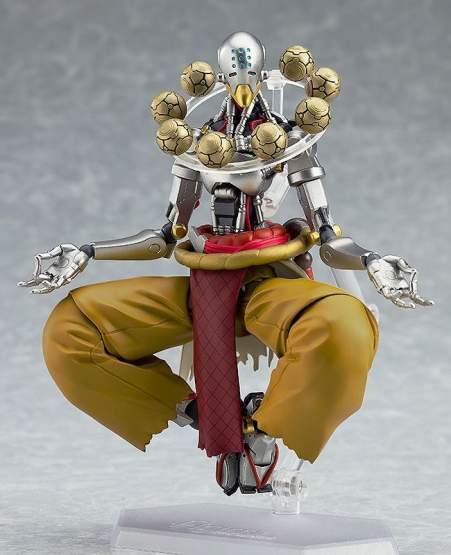 Zenyatta (Overwatch) Figma 413 Actionfigur 16cm Good Smile Company