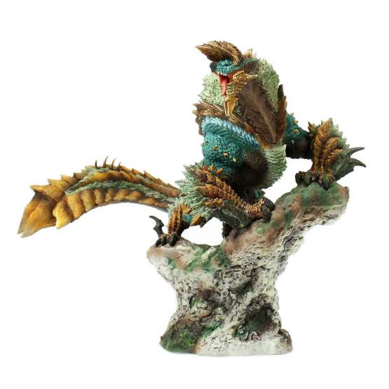 Zinogre Resell Version (Monster Hunter) CFB Creators Model PVC-Statue 23cm Capcom