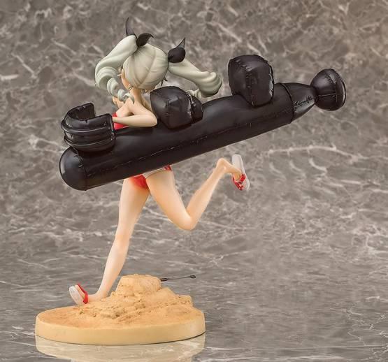 Anchovy (Girls und Panzer der Film) PVC-Statue 1/7 21cm Phat