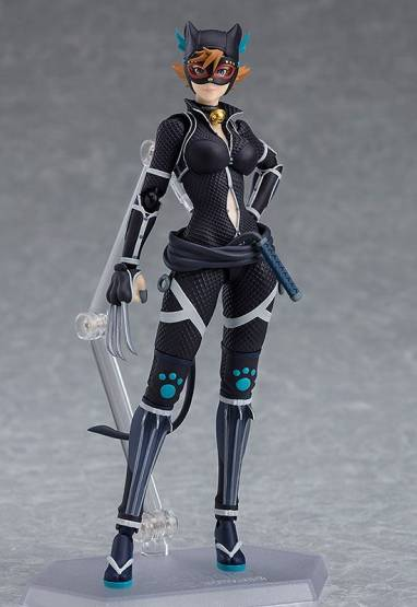 Catwoman Ninja Version (Batman Ninja) Figma 412 Actionfigur 14cm Max Factory